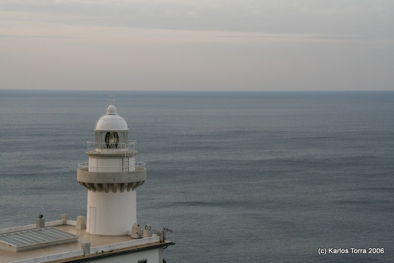 Donostia, Igeldo Lighthouse.. 2006-12-29