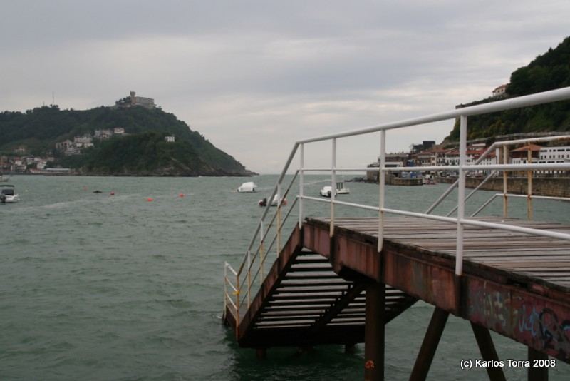 Donostia, Nautic club. June 2nd 2008
