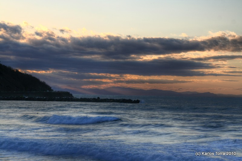 Donostia, Sag�es. February 20th 2010